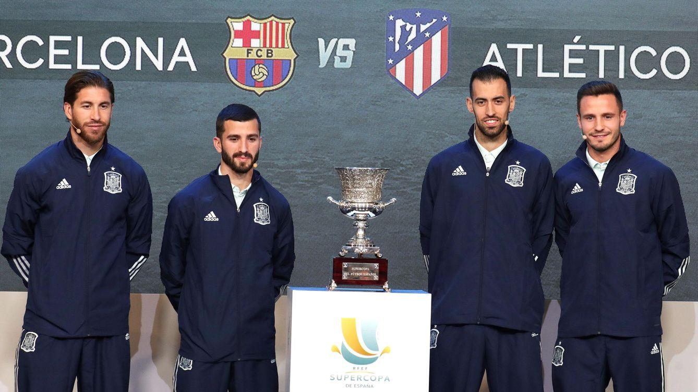 Atresmedia y Mediaset se inclinan por no pujar por la Supercopa en Arabia Saudí