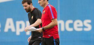 Post de El Barcelona es la casa de los líos, pero también el hogar de Messi