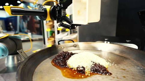El robot 'paellero' que amenaza con poner de los nervios a los puristas valencianos