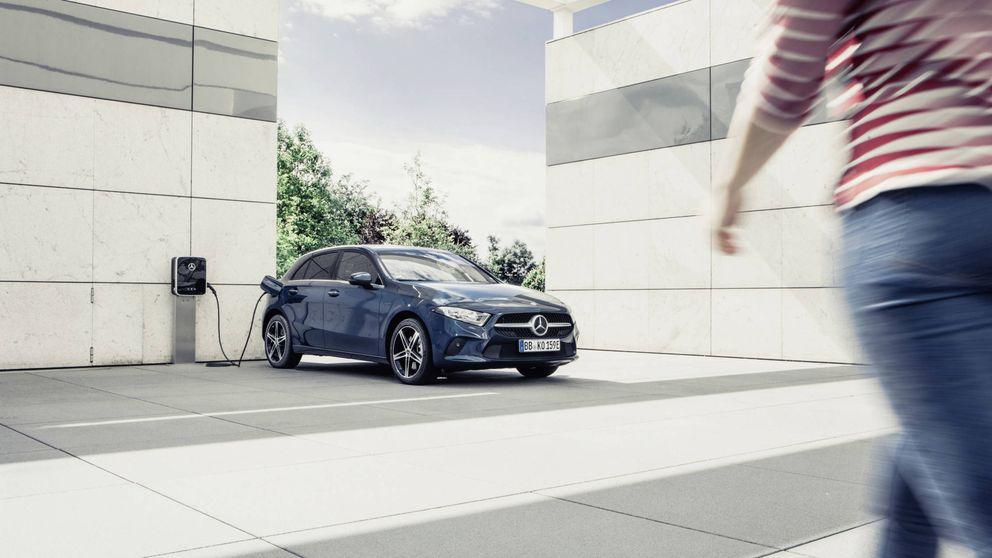 El coche híbrido de Mercedes que espera reventar el mercado: así es el nuevo Clase A