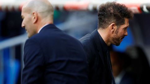Atlético-Real Madrid, en directo: un derbi crucial en la pelea por la Liga