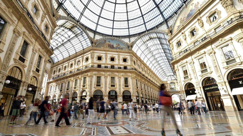 Galleria Vittorio Emanuele II. (Reuters)