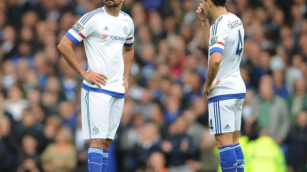 Mourinho continúa sin activar a un Chelsea que se hunde un poco más