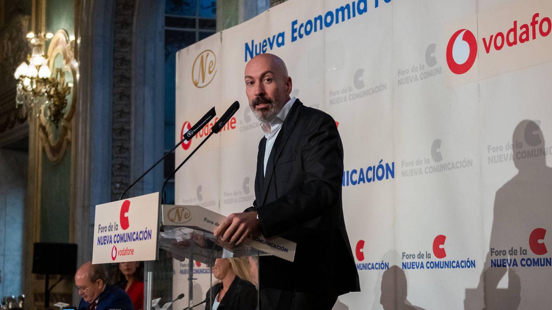 Nacho Cardero: Es la hora del periodismo de calidad para hacer frente al populismo