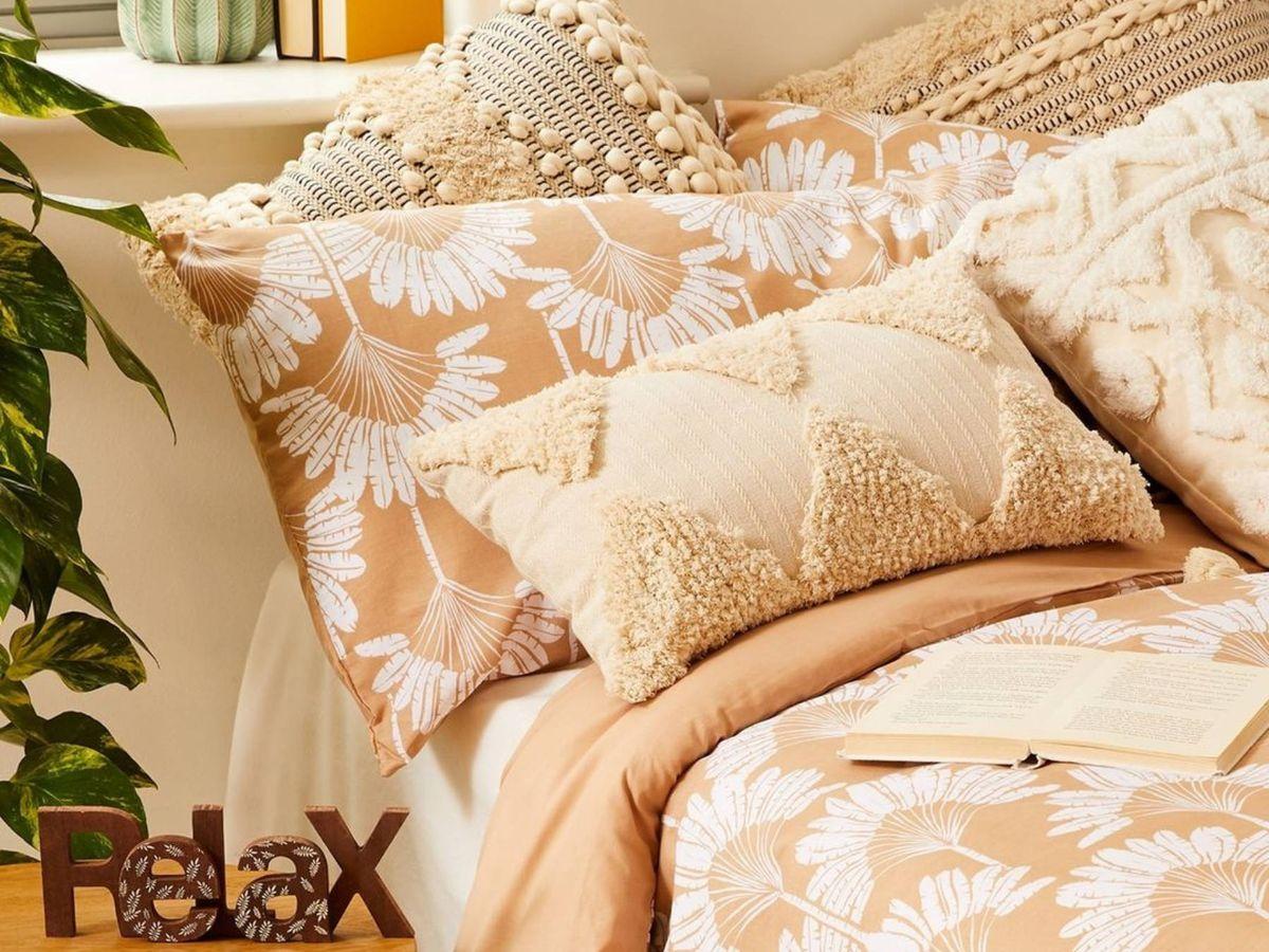 Foto: Consigue un dormitorio boho con Primark Home. (Instagram @primark.home)