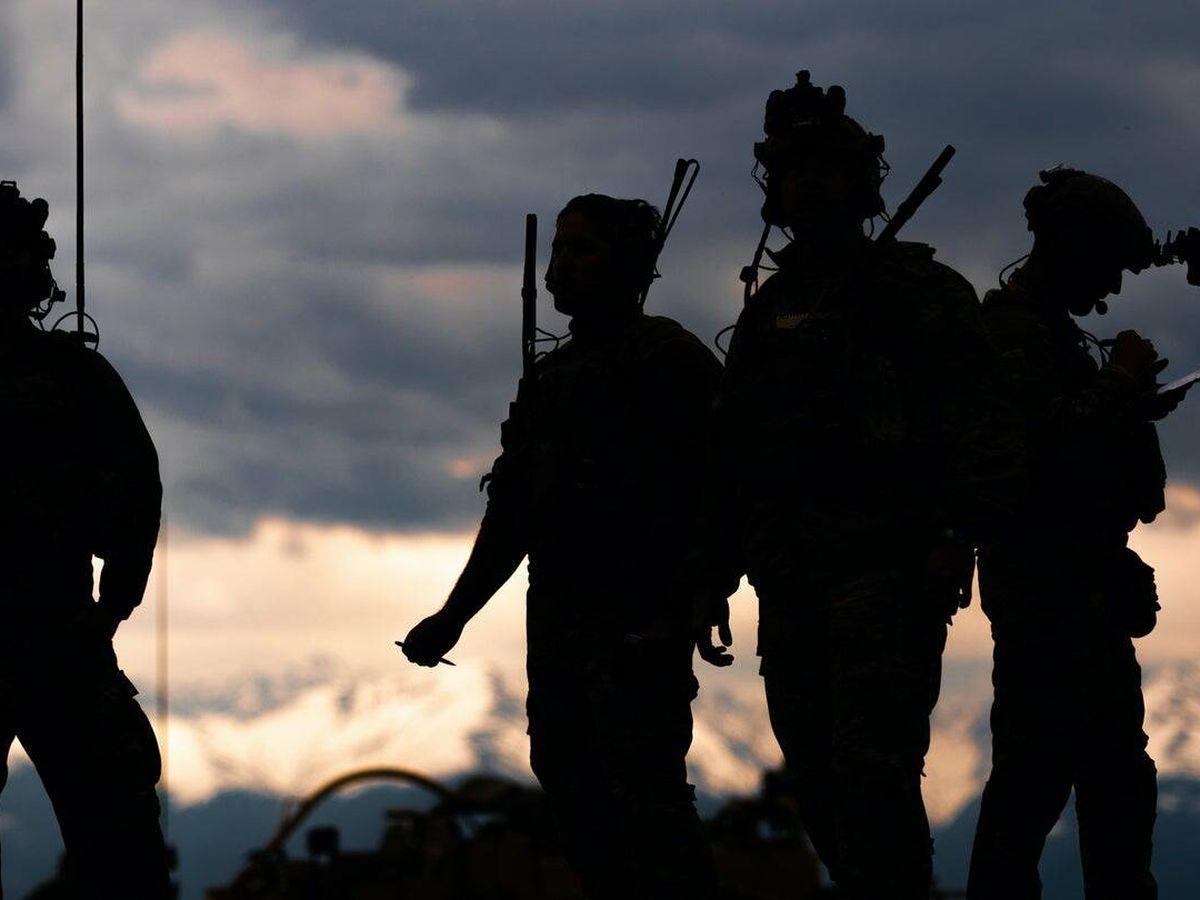 Foto: Soldados de operaciones especiales que probarán la píldora (SOCOM)