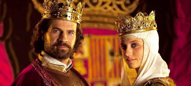 Foto: Imagen de la serie 'Isabel'