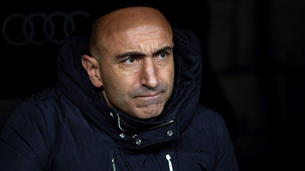 Foto: Abelardo, entrenador del Alavés. (EFE)