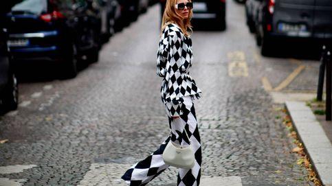 Tenemos que hablar del look arlequín de Chanel que triunfa entre las expertas