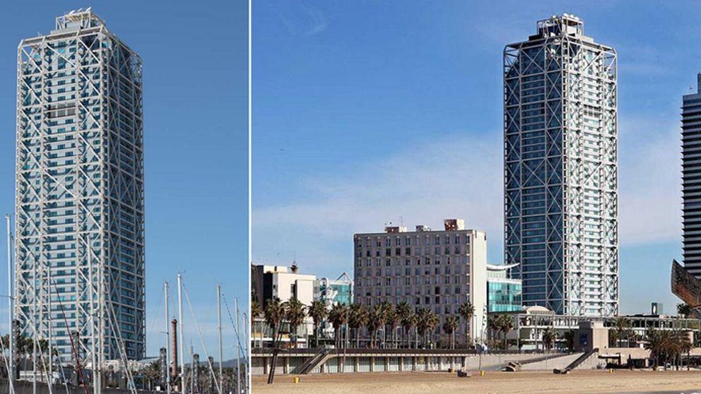 Cerberus, Oaktree y Orion pujan por el Hotel Arts de Barcelona