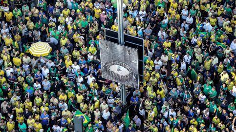Bolsonaro recibe un espaldarazo de los suyos en un momento de tensión de su Gobierno