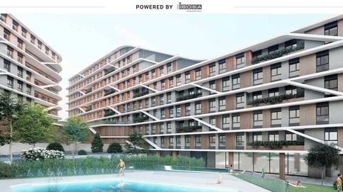 Así son las viviendas de Grupo Ibosa para pujar por los terrenos Mahou-Calderón