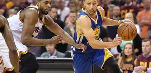 Post de Curry aparece en la final para dejar a los Warriors a un paso del anillo