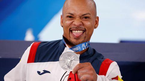 Tokio, en directo   Ray Zapata consigue la medalla de plata (y roza el oro) en suelo
