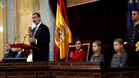 Directo Constitución | Felipe VI: Nuestra democracia no tiene vuelta atrás