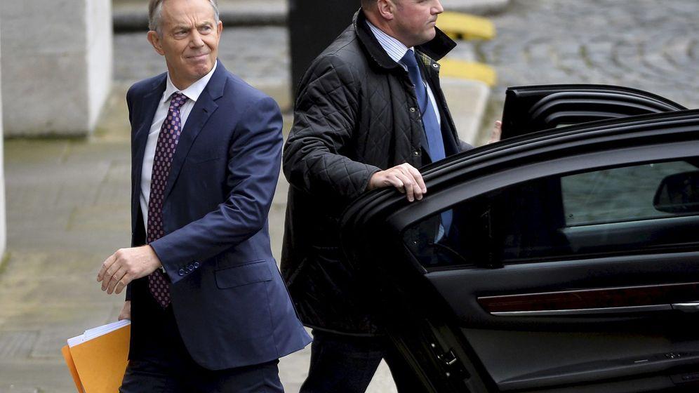 Foto: Tony Blair, este diciembre. (Reuters)