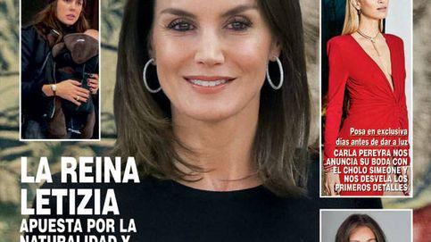 Las canas de Letizia, el dolor de Alba Carrillo y la nueva novia de Matamoros