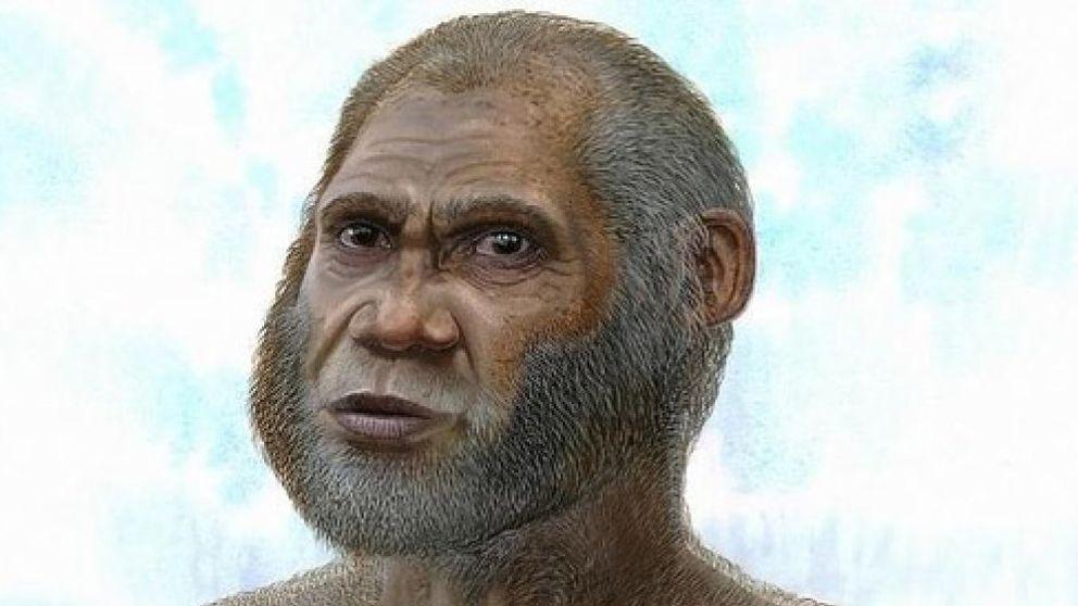 Hallan los restos del 'Hombre del ciervo rojo', una nueva especie humana