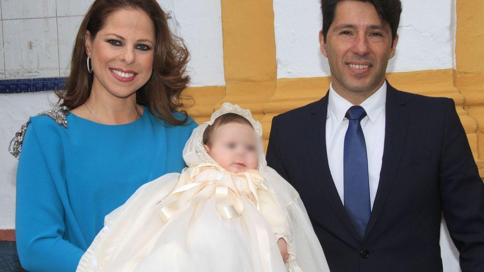 Pastora Soler bautiza a su hija Estrella