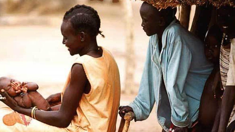 La 'memoria' africana de Anna Gamazo
