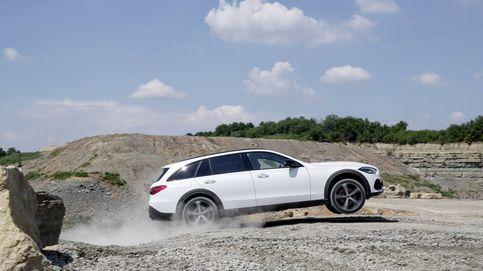 Mercedes-Benz Clase C All-Terrain: de familiar formal a todoterreno aventurero