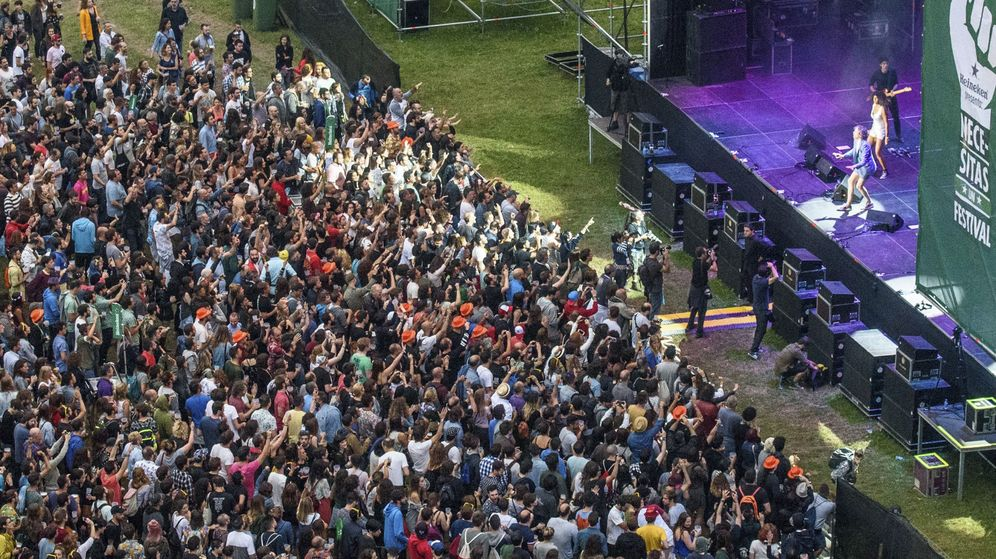 Foto: Festival Bilbao BBK Live. (EFE)