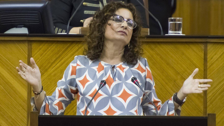 María Jesús Montero, ministra de Hacienda. (EFE)