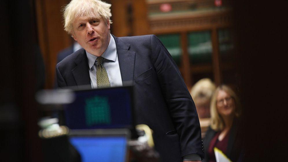 Foto: Boris Johnson
