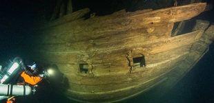 Post de Hallan un barco holandés hundido de casi 400 años en el Mar Báltico