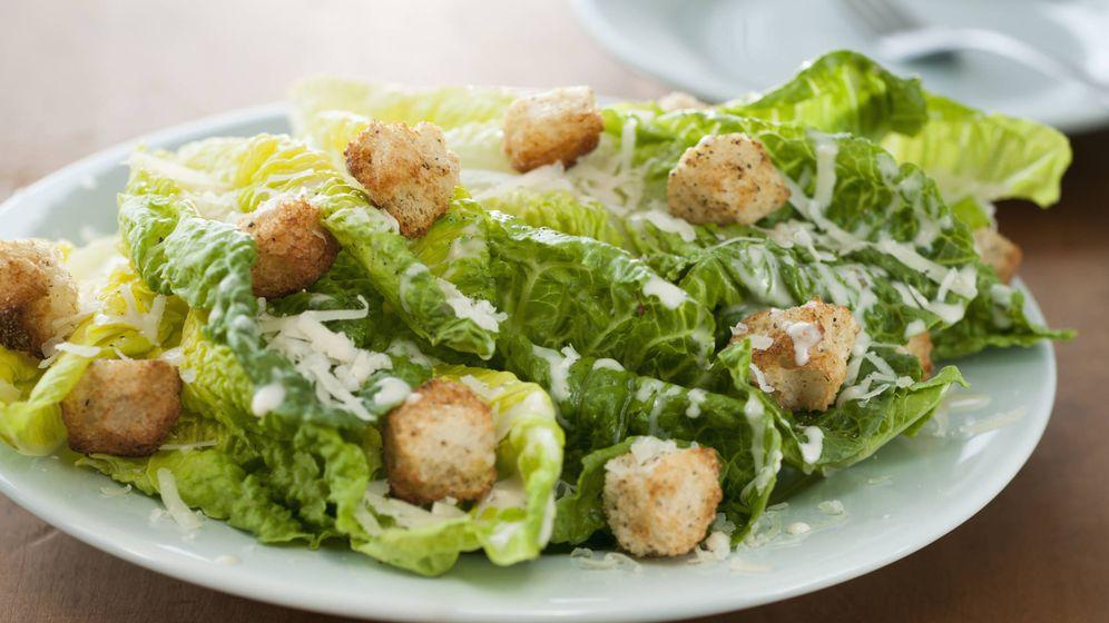 Foto: ¿Qué puede haber de malo en una ensalada? (Tetra Images/Corbis)