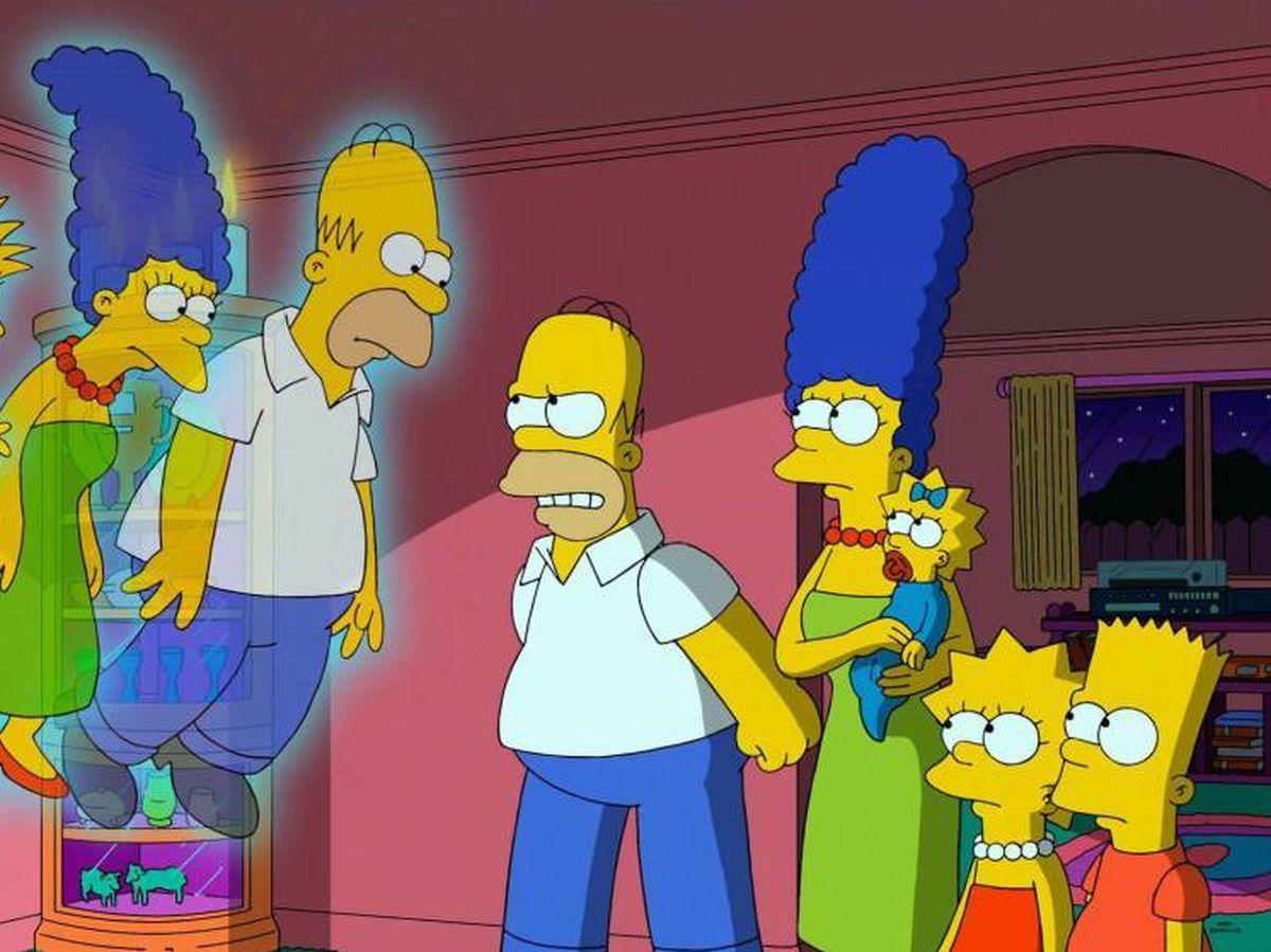 Foto: 'Los Simpson' se reencuentran con su pasado. (FOX)