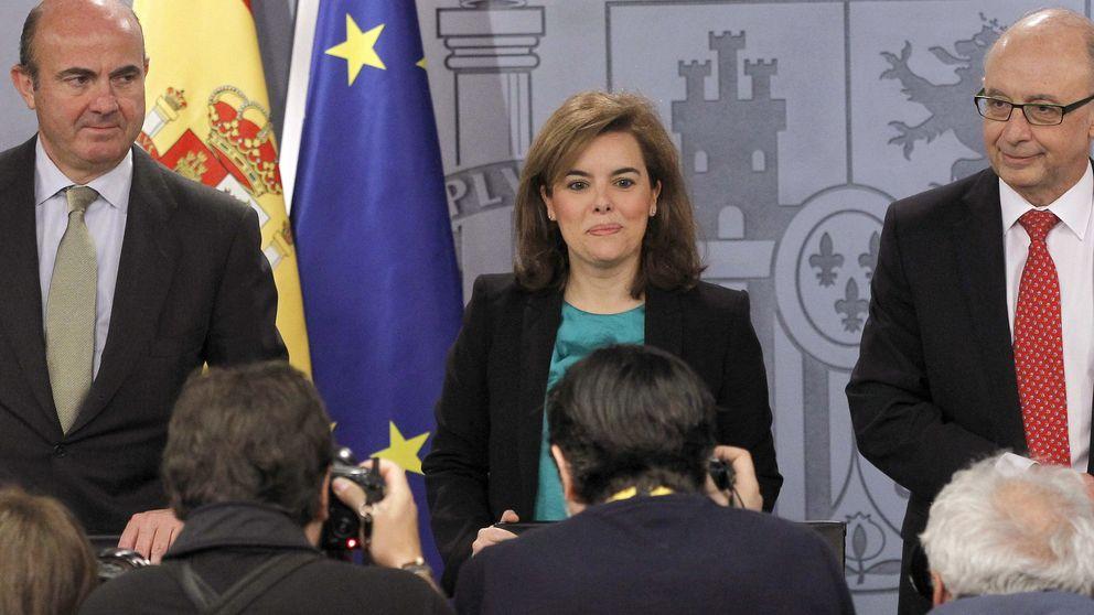 El Gobierno dibuja una España sin nubarrones económicos hasta 2017