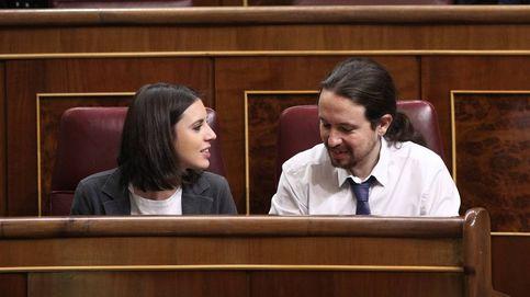 Irene Montero y Pablo Iglesias reciben felicitaciones por su embarazo