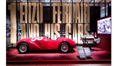 70 años de Ferrari: una gran exposición homenajea al mito de la velocidad