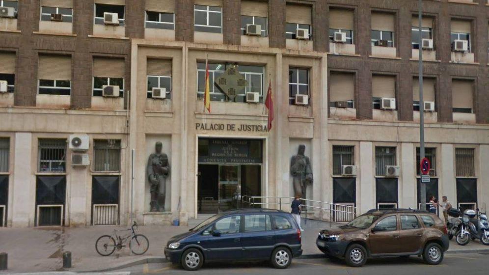 Foto: Audiencia provincial de Murcia (Google Maps)