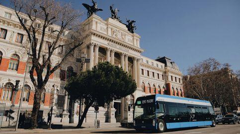 Así es el autobús más tecnológico (eléctrico) que pretende invadir las calles de Madrid