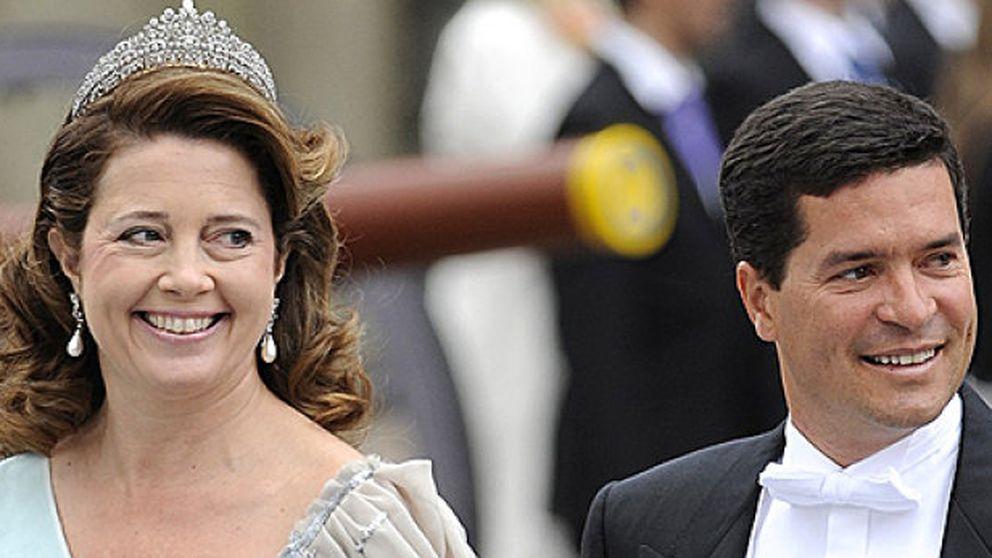 Carlos Morales, marido de Alexia de Grecia, visita de nuevo al juez