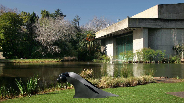 Jardín de la Fundación Gulbenkian. (Foto: Jorge Franganillo )