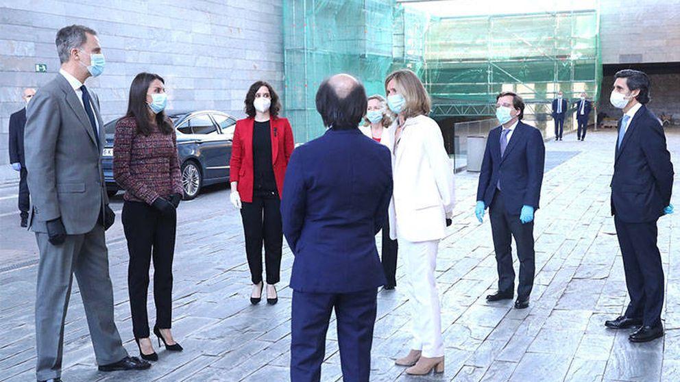 La desescalada de los Reyes: Felipe y Letizia retoman su agenda fuera de Zarzuela