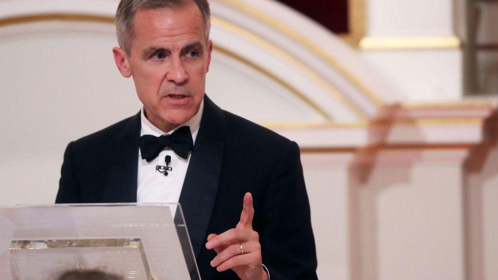 Foto: El gobernador del Banco de Inglaterra, Mark Carney. (Reuters)