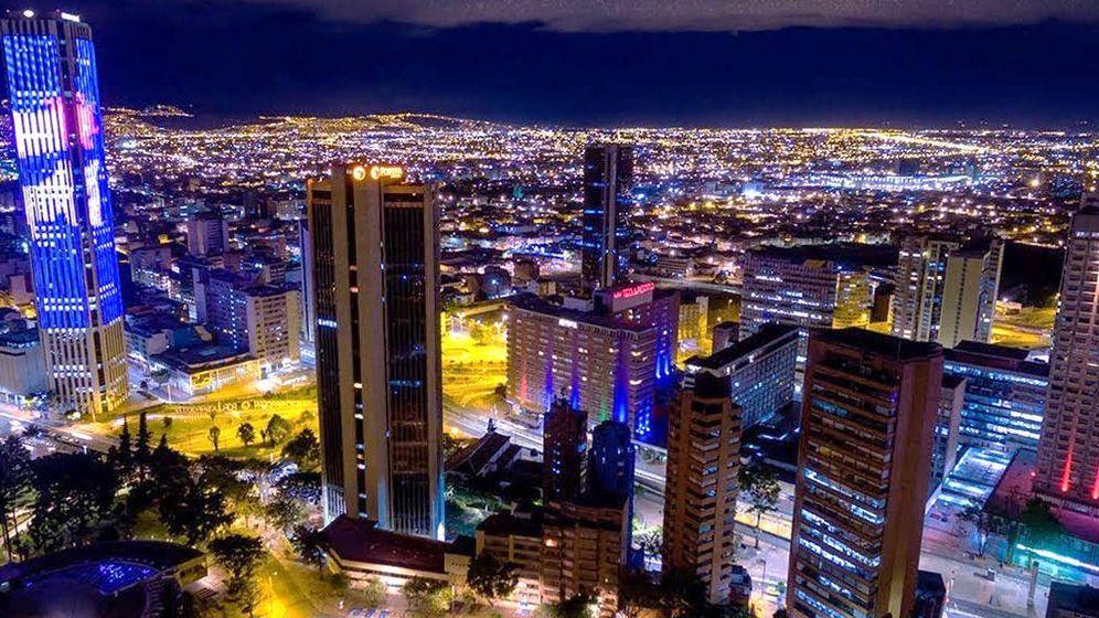 Foto: Área metropolitana de Bogotá, una de las ciudades que más triunfan en el informe. (Wikipedia)