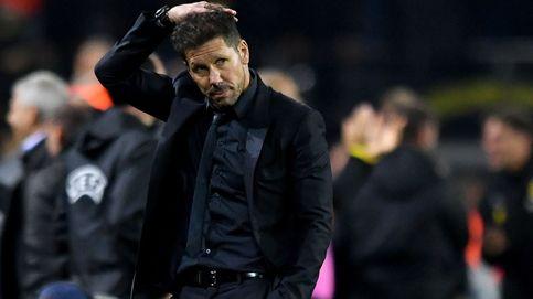 El lío del Cholo Simeone y los tres fallos claves del Atlético de Madrid