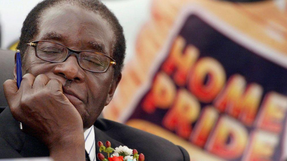 Foto: Robert Mugabe, durante un acto en Harare, en una foto de archivo. (Reuters)