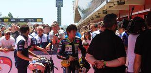 Post de Muere Andreas Pérez, el piloto de 14 años que sufrió un accidente en Montmeló