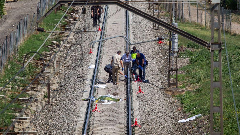Muere un hombre de 80 años tras ser arrollado por un tren en Logroño