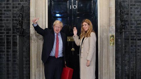 Boris Johnson, Carrie Symonds y el escándalo de las obras en el 10 de Downing Street