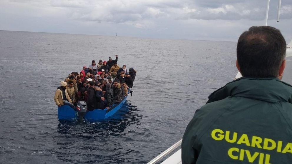 Casi 5.500 migrantes llegan a España en patera en 2019, un 94% más que en 2018
