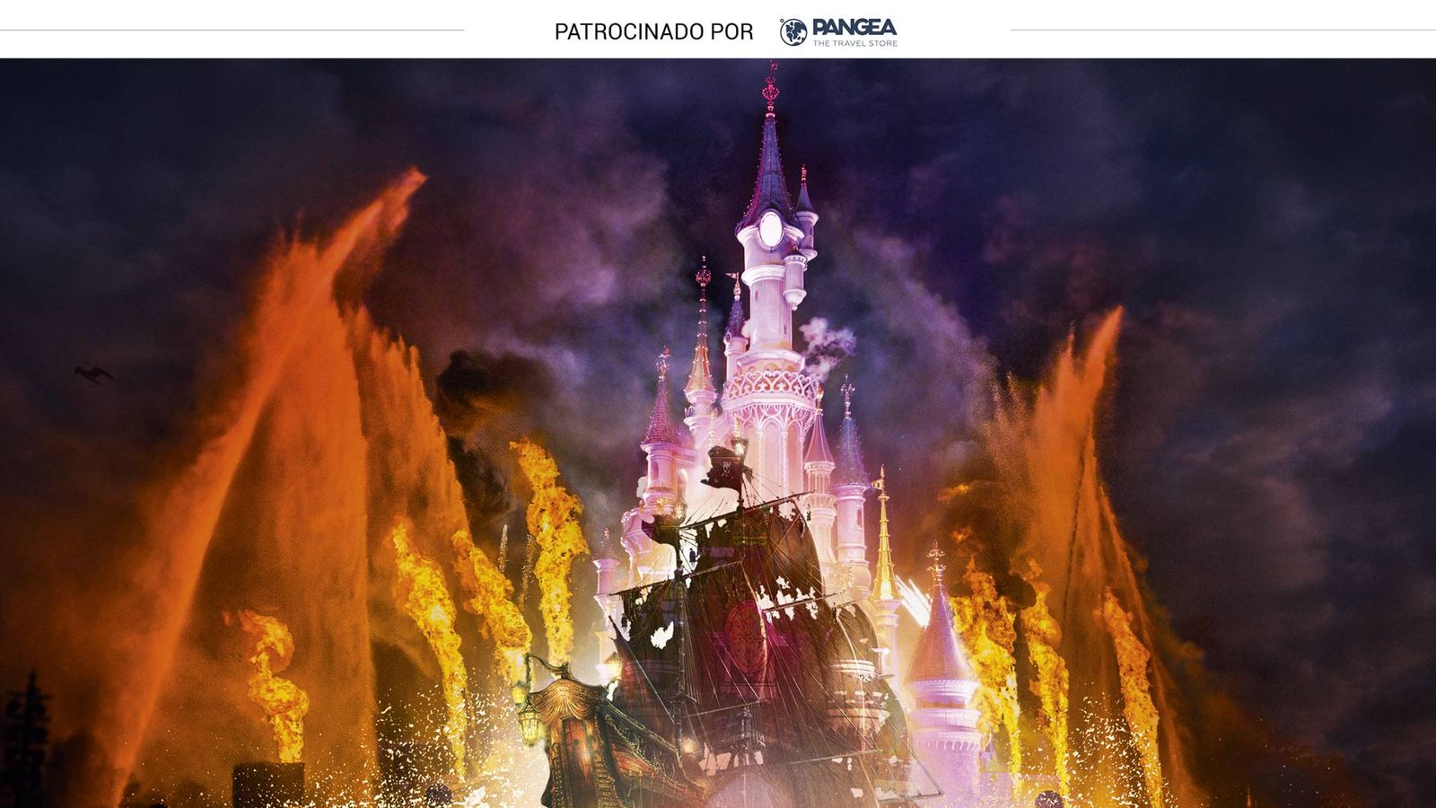 Foto: Disneyland París celebra su 25 aniversario. (Foto: Disneyland París)