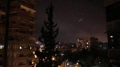 El ataque de EEUU, Francia y Reino Unido contra Al Assad, en imágenes