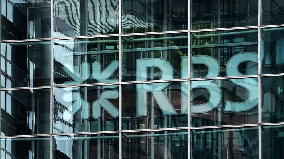Aviso para Bankia: RBS cae un 5% en bolsa tras la venta de un 7,7% de UK